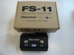 Blackstar FS-11 ID:Core Footcontroller Mutli-Function IDCOREFS11  #Blackstar