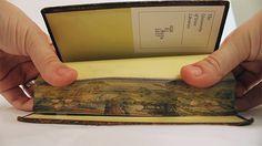 Verscholen kunstwerken in oude boeken   | roomed.nl
