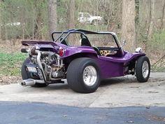 Turbo Manx style street buggy