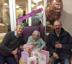 Happy birthday Lilly - Birch Green Care Home Skelmersdale