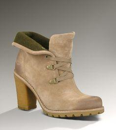 Adair Tall Ugg Boot Chestnut