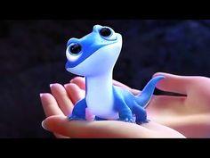 frozen 2 lizard - Google Search Disney Olaf, Disney Kawaii, Princesa Disney Frozen, Disney Princess Frozen, Princess Art, Baby Disney Characters, Punk Disney Princesses, Frozen Characters, Disney Movies