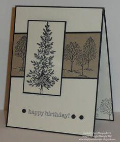 Simply Sara Stampin': Lovely as a Tree - Stampin' Up!