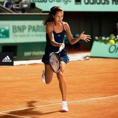 Ana Ivanovic - 2013 Roland Garros dress