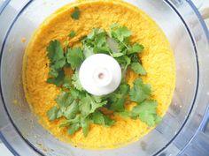 Hummus z červené čočky - My Cooking Diary