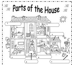 86 best house images in 2018 spanish class teaching spanish