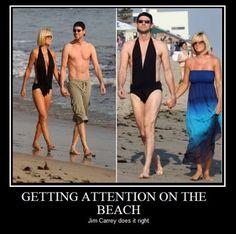 Jim Carrey - the husband I've always wanted. Stupid Funny, Funny Cute, Haha Funny, Hilarious, Funny Photoshop Fails, Funny Fails, Funny Memes, Jokes, Jim Carrey
