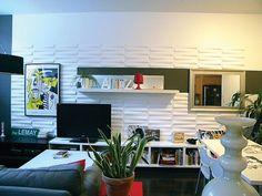 by Yuyu & Gigi Design Residential Interior Design, Open Concept, Corner Desk, Loft, Bed, Modern, Furniture, Home Decor, Homemade Home Decor