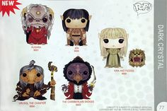 Coming Soon: Dark Crystal Funko Pops « Muppet Fans Who Grew Up – Tough Pigs