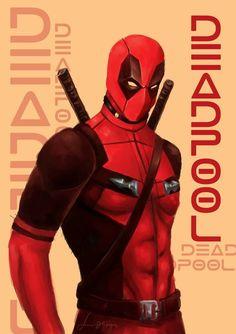 #Deadpool #Fan #Art. (DEADPOOL) By: Lukmanul. (THE * 5 * STÅR * ÅWARD * OF: * AW YEAH, IT'S MAJOR ÅWESOMENESS!!!™)[THANK U 4 PINNING!!!<·><]<©>ÅÅÅ+(OB4E)