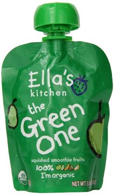 Ellas Kitchen Smoothie The Green One 3 Ounce * You can get additional details at the image link.
