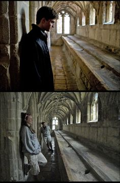 Gloucester Cathedral's LAVATORIUM -- the place where Monks used to wash their hands and clothes hundreds of years ago -- was a Half-Blood Prince film site! Gloucester Cathedral is Site #39 in HPP Book Three.  http://www.harrypotterplaces.com/snitch-seeking-in-southern-england-and-wales/  http://www.gloucestercathedral.org.uk/  #HarryPotter #Potterheads #Hogwarts