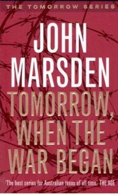Tomorrow, When the War Began, John Marsden (series)