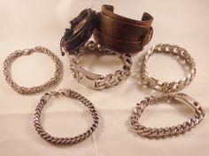 Lite samlingsbilder på de nyaste smyckena. Snygga armband!