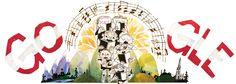Austrian National Day 2013 [Национальный день Австрии] /This doodle was shown: 26.10.2013 /Countries, in which doodle was shown: Austria