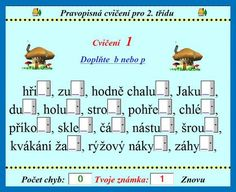 párové souhlásky - Hledat Googlem Word Search, Periodic Table, Children, School, Ideas, Cuba, Periodic Table Chart, Toddlers, Boys