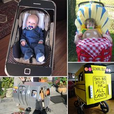 So Creative! Stroller Costumes For Halloween