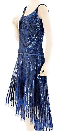 Chanel Silk Net dress - 1927 - Design by Gabrielle 'Coco' Chanel (French, 1883-1971) - @~ Mlle