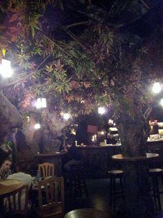 El Bosc de les Fades en Barcelona, Cataluña