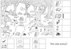 download als pdf natur wald tiere pflanzen henkel art techniques handouts and hints. Black Bedroom Furniture Sets. Home Design Ideas