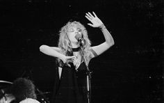 A blog devoted to Fleetwood Mac and Stevie Nicks containing my collection of everything SN/FM for...