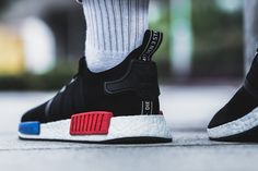 adidas Originals NMD OG Black/Red/Blue Raffle and Giveaway   HYPEBEAST