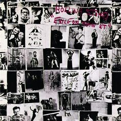 The Rolling Stones - Exile On Main St. (1972) Best rock record of all time.