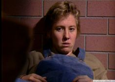 """Inmate """"Franky Doyle"""". Jailed for armed robbery & murder. Played by actress Carol Burns"""