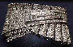 This diamond bracelet was designed by Martin Katz and what is somewhat surprising is the price tag attached to it. That price tag is a measly $1 million and that seems like a small price to pay for something that will drape your entire wrist and then some in sparkling diamonds. But it's still the most expensive bracelet in the world!