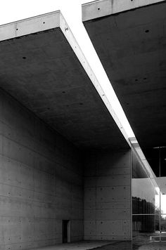 Treptow Crematorium by Axel Schultes, via Flickr.