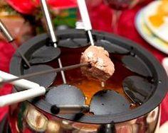 Fondue bourguignonne légère (facile, rapide) - Une recette CuisineAZ