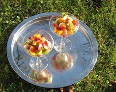 Desserts, Advent, Fruit Salad, Finger Food, Koken, Food, Weihnachten, Tailgate Desserts, Dessert