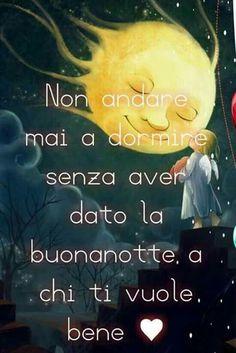 Italienisch Buonanotte Gif