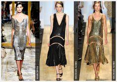 Anos 20: Influência na moda contemporânea.