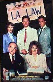 L.A. Law (1986) Poster