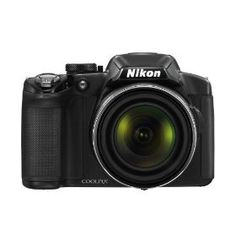 Nikon COOLPIX P510 16.1 MP CMOS Digital Camera with 42x Zoom NIKKOR ED Glass Lens and GPS Record Location, (nikon coolpix)