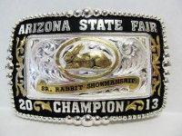 Mojave Line Belt Buckles   Usher Brand