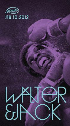 Walter & Jack 18.X.2012