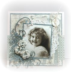 scrapcards from wybrich: Vintage!