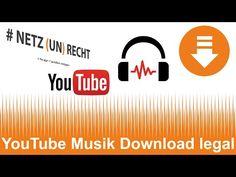 YouTube Musik Download legal - richtig oder falsch? - YouTube