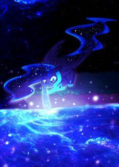 Princess Luna is awesome KAY?