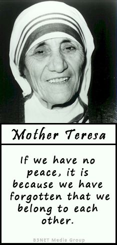 The Blessed Teresa of Calcutta, M.C., commonly known as Mother Teresa, was an Albanian born, Indian Roman Catholic Religious Sister. [Wikipedia]