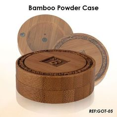 China Bamboo Cosmetic Packing Case from Ningbo Trading Company: Gidea Packaging Co. Cream Baths, Glass Dropper Bottles, Buy Bamboo, Cosmetic Packaging, Loose Powder, Diy Skin Care, Packaging Design, Packaging Ideas, Natural Makeup