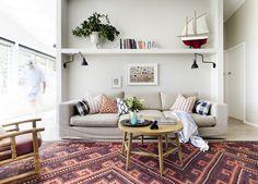 Легкий австралийский дизайн от Brett Mickan   Пуфик - блог о дизайне интерьера