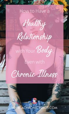 Amidst all the expressions of romantic love over Valentine's Day, I'd like to take some time to honour the bond I have with my body. It's after all, the most intimate relationship I'll ever have. Here's how I try to maintain a healthy relationship with it. Click to read or pin to save for later. | www.achronicvoice.com | #chroniclife #relationships #spoonielife #chronicillness #healthylifestyle #mentalhealth