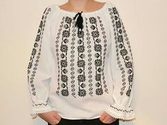 Ethnic Fashion, Womens Fashion, Folk Embroidery, Cross Stitch, Traditional, Sweaters, Stuff To Buy, Shopping, Dresses