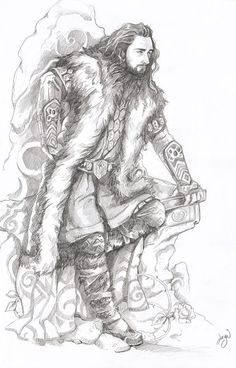 King Thorin................ Anyone else get a bit choked up?