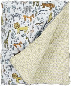 DwellStudio Safari Play Blanket in Multi - Free Shipping