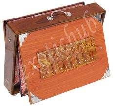 "BUY SHRUTI BOX~TEAK WOOD~SIZE (16"" X 12"" X 3"")~440Hz~YOGA~MANTRA~BHAJAN~KIRTAN #KaaynaMusicals"