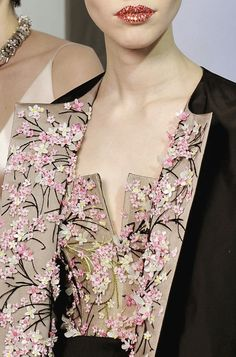Christian Dior haute couture s/s 2013